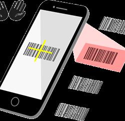 QuaggaJS Barcode Scanner Setting EAN13 Code128